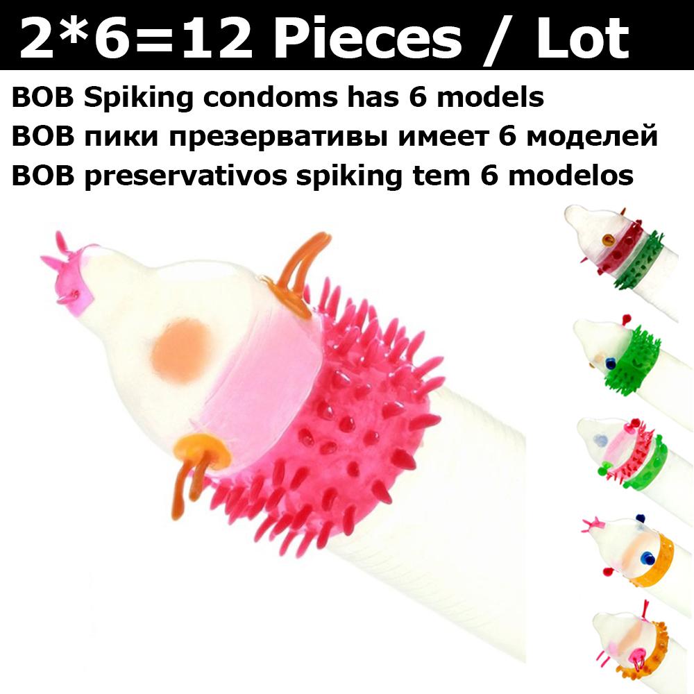 Презервативы 12 G 6
