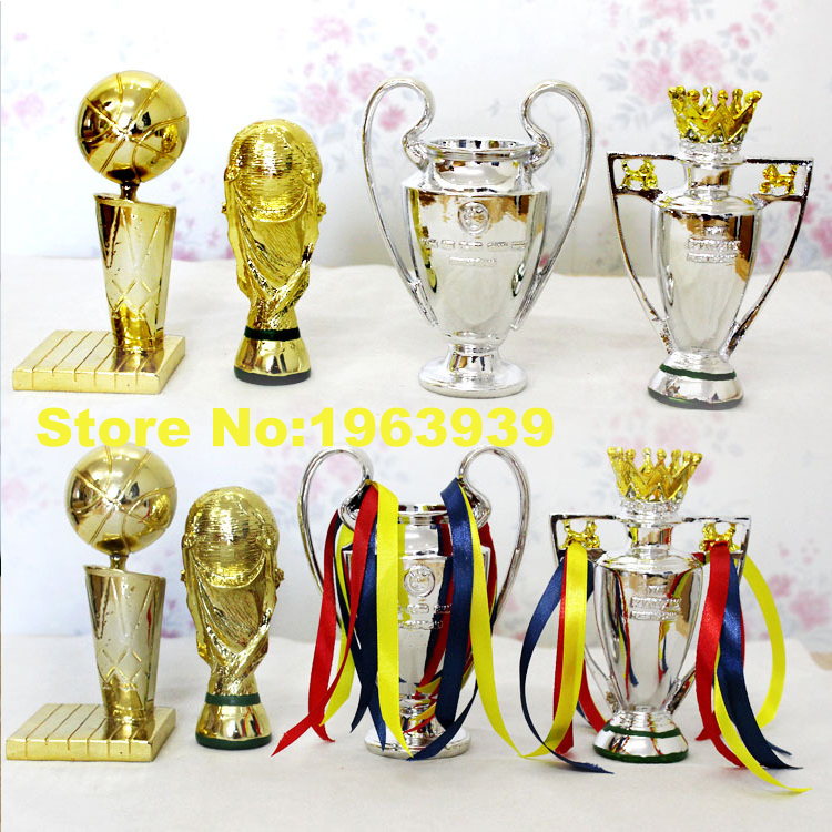 2016 Free Shipping 16CM Premiership Champions Cup Soccer Award Cup Soccer Football Replica Trophy Cup premier league Trophy(China (Mainland))