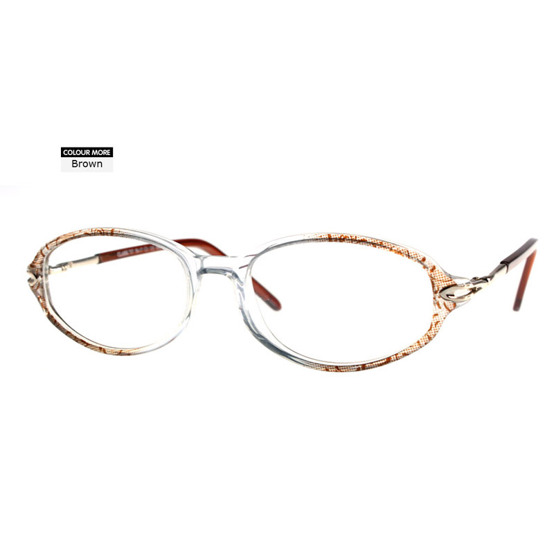 Eyeglasses Frame Trends 2016 : 2016 new design fashion lady style full rim optical ...