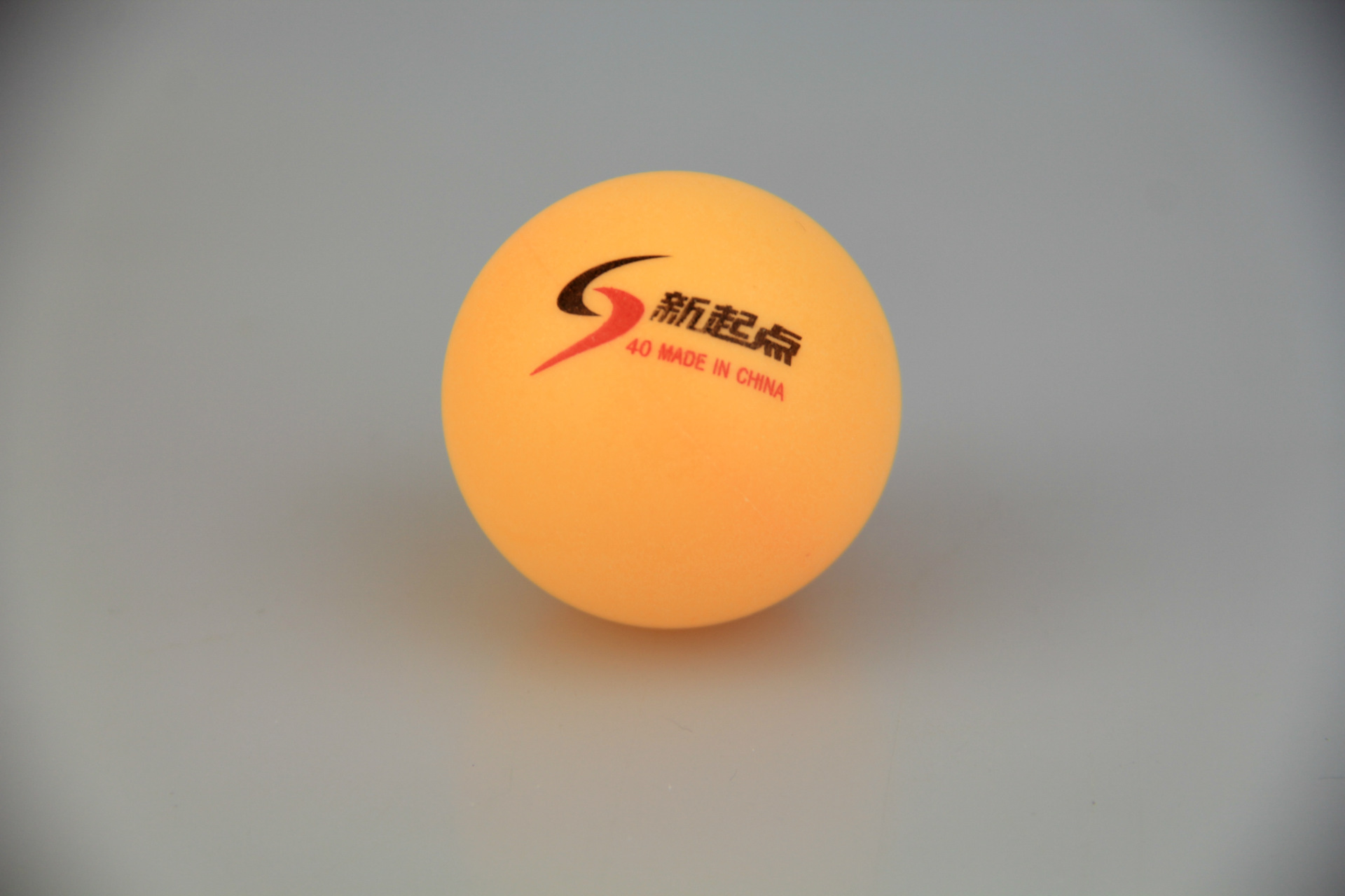 New 10 Pcs Tennis White Ping Pong Balls 4cm Orange Table Tennis Balls(China (Mainland))