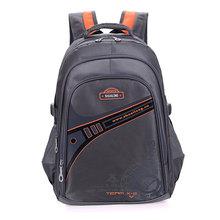 2016 Fashion Children School Bag Large Capacity Burdens Boys Backpack Air Cushion Waterproof Children Schoolbags(China (Mainland))