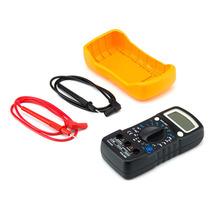 Buy Digital Multimeter LED AC DC Electrical Instruments Ammeters Ohmmeter Voltmeter Diagnostic Tool Multimeter Tester P34 for $12.77 in AliExpress store