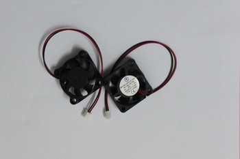 Brushless DC Cooling COOLER Fan 7 Blade 12V 40mm x40mmx10mm 2 Wire Pin 4010S 4010 40 10