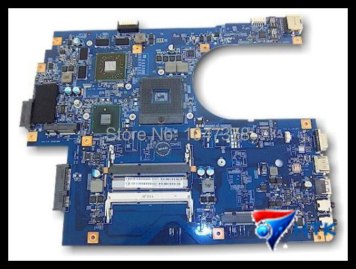 original for Acer Aspire 7741G Motherboard w 1GB VRAM MB.RCB01.001 MBRCB01001 Full Tested 50% off shipping(China (Mainland))