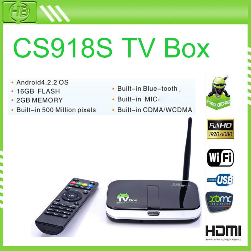 Q7S Media Player HD 1080P Bluetooth Android 4.4 TV Box RK3188T Quad-core 2GB/16GB Support 5MP Camera Mic XBMC DLNA Miracast(China (Mainland))