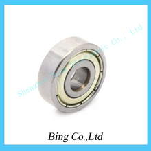 20pcs free shipping Miniature deep groove ball bearing 625ZZ 5*16*5 mm