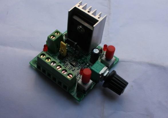 Контроллер для шаговых электродвигателей