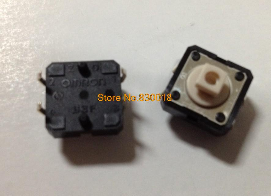 [ SA ]Genuine Nissan OMRON Omron 12 * 12 * 7 button switch touch switch--200PCS/LOT<br><br>Aliexpress