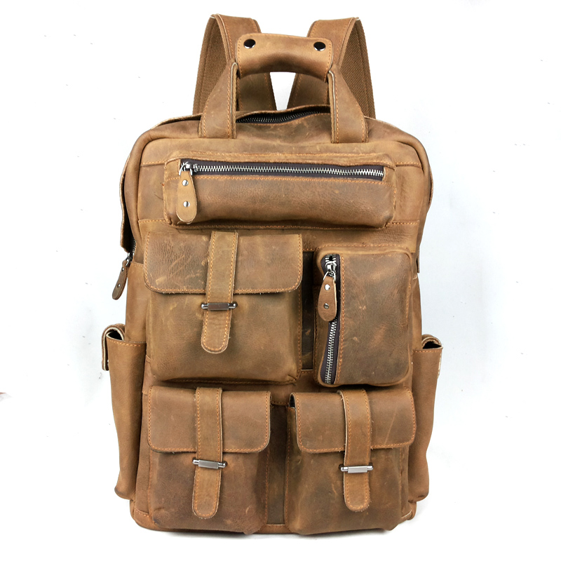 Backpack With Lots of Pockets Backpacks Lots Pockets Men