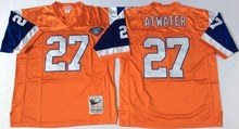 Denver Broncos,Dennis Smith,John Elway,Terrell Davis Gary Zimmerman Dennis Smith Shannon Sharpe Karl Mecklenburg Throwback(China (Mainland))