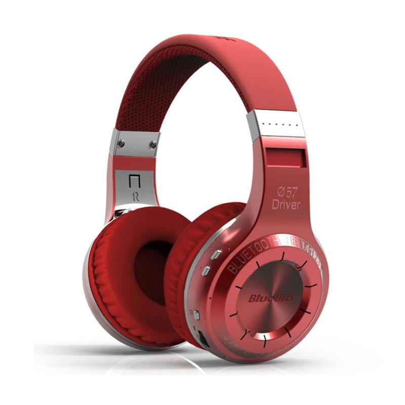 Headset Bluedio HT Headphones Best Bluetooth Version 4 1 Wireless Headset Brand Mp3 Music Stereo Earphones