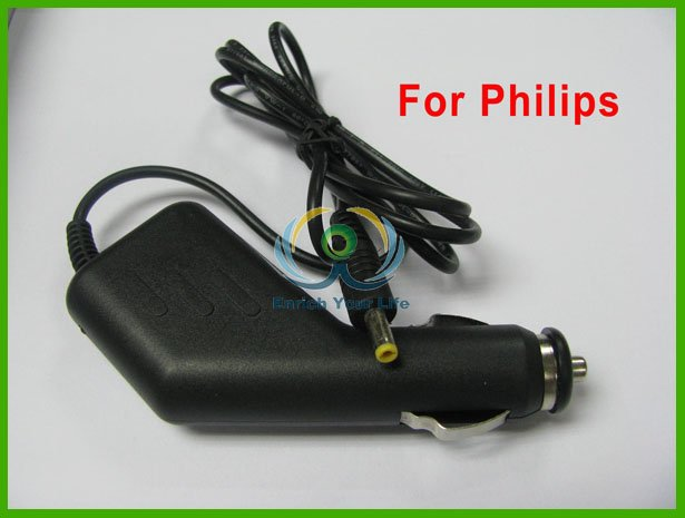 AAP-28 Replacement for Philips PET741D/12 Portable DVD Player Car Charger 9V Adaptor(China (Mainland))