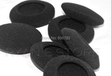 10 Pairs of  foam pads ear pad cover for Plantronics Pulsar p590 P 590 P-590 Headphones