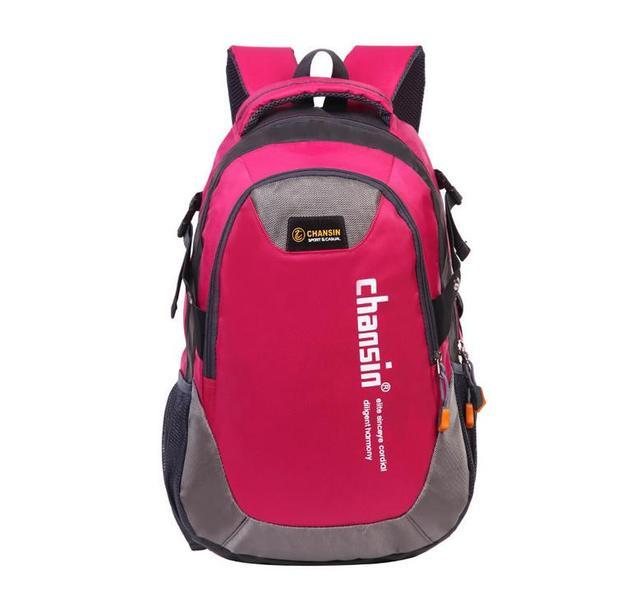 Новый мужская путешествия рюкзак водонепроницаемый мужчины женщины спорт рюкзаки ...