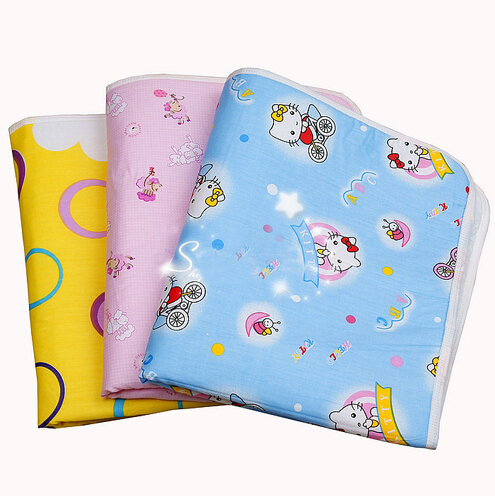 Maternity Network lowest cotton baby changing mat baby   waterproof nappy changing waterproof sheet<br><br>Aliexpress