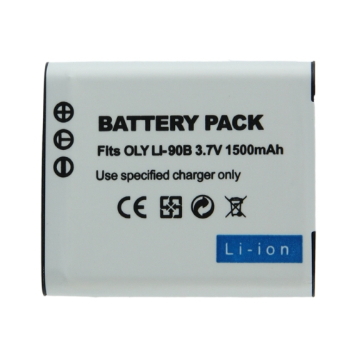 Newest High Quality Camera Battery Li-90B Camera Battery for Olympus XZ-2 / Tough TG-1 iHS / TG-2 iHS / SH-50 iHS Digital Camera(China (Mainland))
