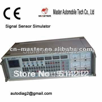 Automobile sensor signal simulation tool mst 9000 ecu repair software automotive sensor simulator and tester