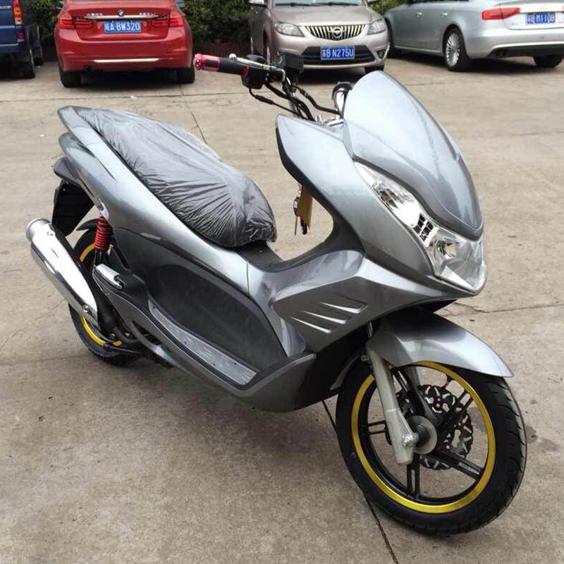150cc mini gas moped scooter(GS-014)(China (Mainland))