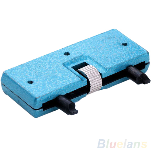 Гаджет  Rectangle Adjustable Watch Back Case Cover Opener Remover Wrench Repair Kit Tool 2MCO None Часы