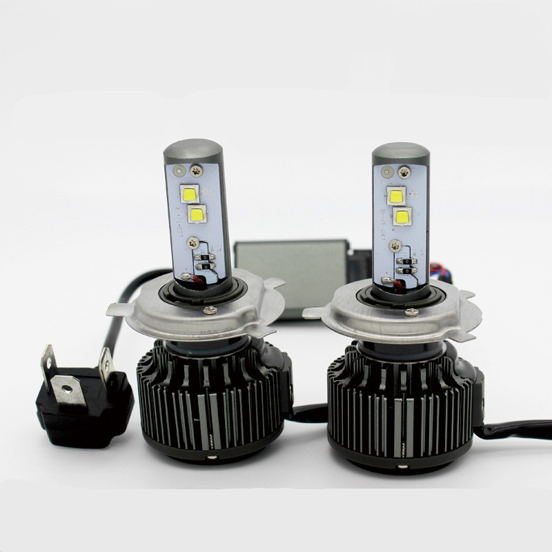 Promotion! 2x New Gen H4 40W 3600LM 6000K 9003 CREE LED BULB Hi/Low Headlight Lamp Fog Driving Light(China (Mainland))