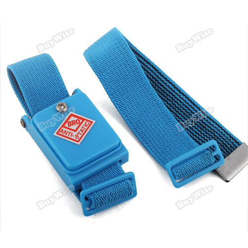 tomdeal Portable! New Wireless Antistatic Wrist Strap Discharge Band New era(China (Mainland))