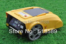 remote control lawn mower promotion