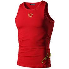 Neue Ankunft jeansian Männer Lässige Quick Dry Slim Fit Sleeveles Hemd Tops & Tees Größe S M L XL XXL LSL3306 (BITTE WÄHLEN USA GRÖßE)(China)