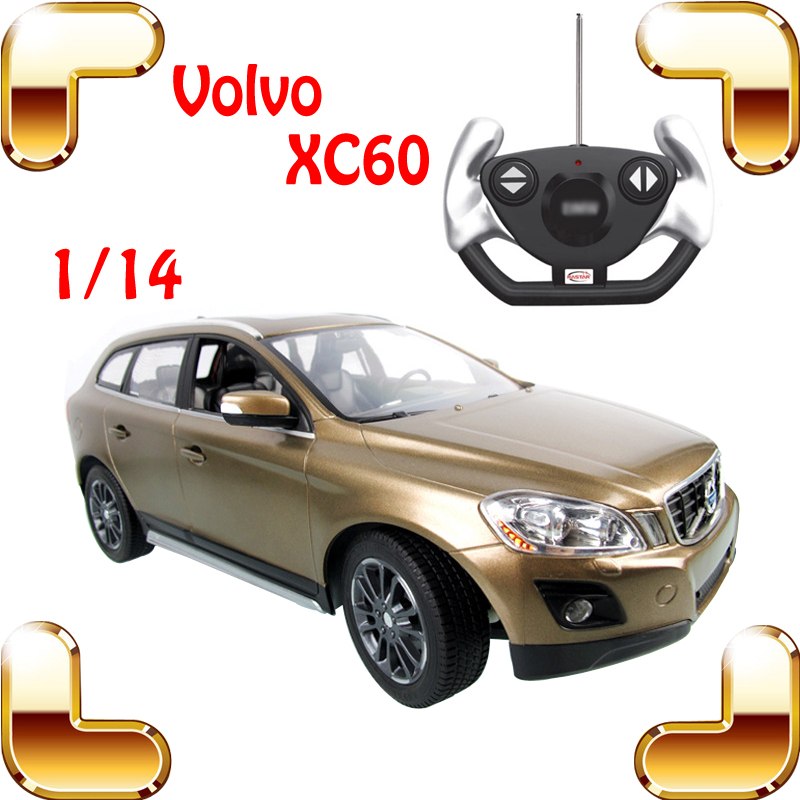New Year Gift 1/14 V XC60 RC Radio Car Big SUV Remote Control Car Buggy Toy Cars RC Drift Truck Vehicle For Fun Present(China (Mainland))