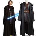 2016 star wars costume adult anakin skywalker cosplay Halloween Carnival party costume anakin skywalker costume