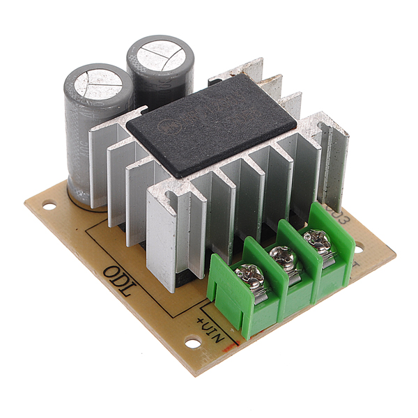 2016 Hot Sale Electronic power Components DC-DC HRD Converter 24v-48v Step Down To 12v 3A Switching Power Module(China (Mainland))