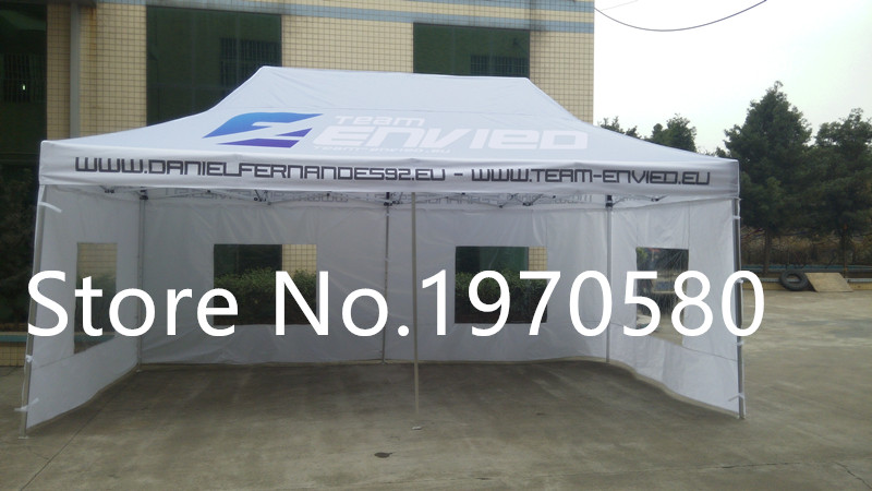 Aluminum car canopy promotion shop for promotional - Carpas para patios ...