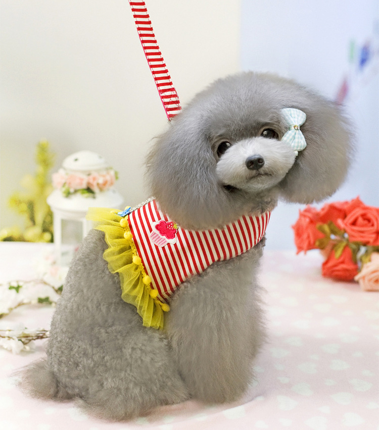 2014 The Best Design Dog Clothes,Dog Cloth,Pet Clothes pet harness with leash pet goods for sale(China (Mainland))