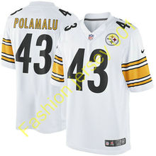 2016 NO1 Men's @1 Style Pittsburgh @1 Steeler @1 free shipping Stitched logo,ship out fast(China (Mainland))