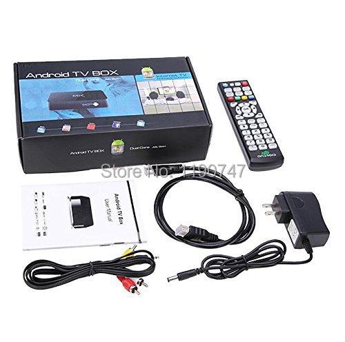DHL Free to USA/EU Factory best 1GB RAM 8GB FLASH Amlogic 8726 mx tv box with wifi bluetooth dual core XBMC mx android tv box(China (Mainland))