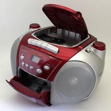 Original export of portable CD player CD player machine CD tape recorder fetal education