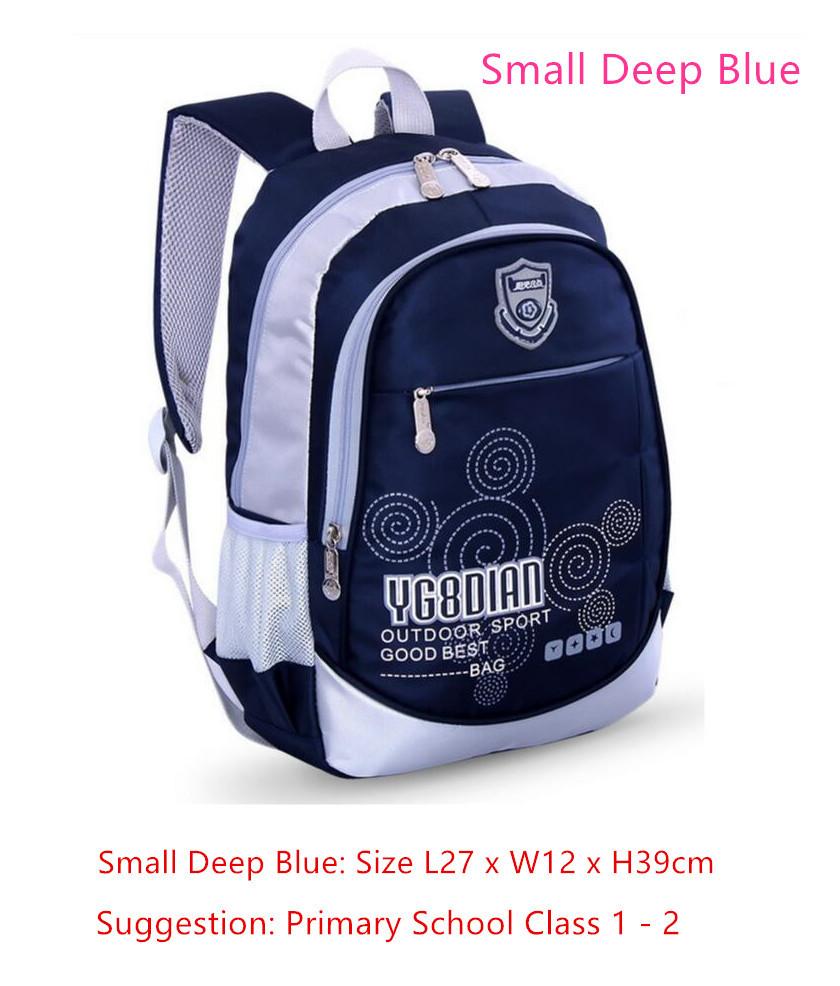 small deep blue
