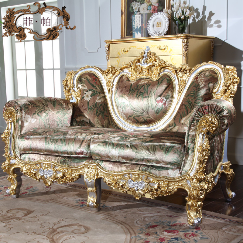 French Country Style Living Room Furniture Hand Carved Living Room Furniture Sets Free