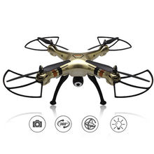 2016 Syma X8HW professinal FPV Drone Quadcopter 2.0MP HD WIFI Camera Automatic Air hold High flight Headless Mode RC Helicopter