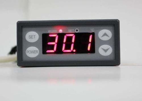 12V Digital Temperature Controller Thermostat Thermometer BBQ Grill Oven Stove<br><br>Aliexpress