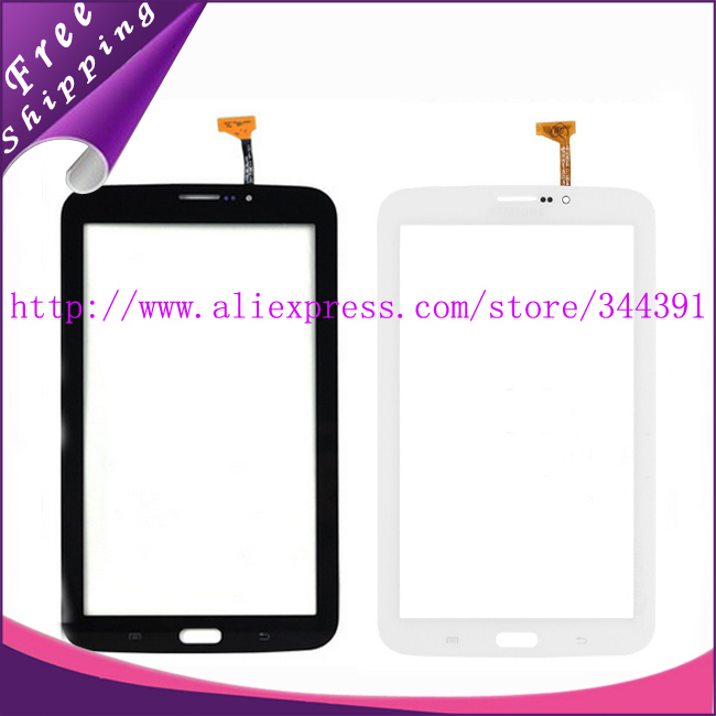 5pcs/lot Original New Digitizer For Samsung Galaxy Tab 3 7.0 P3200 T211 Touch Screen Black&amp;White Free Shipping<br><br>Aliexpress