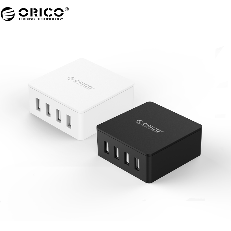 ORICO CSK-4U-V1 4 Port USB Charger with Fast Charging Technology for Your Moblie Phone, Tablet and Other USB Device(China (Mainland))