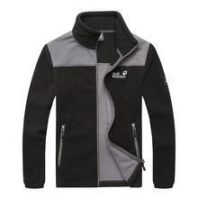 Free Shipping Mens Windstopper Waterproof Softshell Jacket 2015 Brand New fashion outdoor coat Size:L-XXXL(China (Mainland))