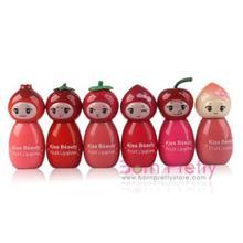 Cute Fruit Kiss Beauty Sweet Lip Gloss MakeUp Cosmetic Lip Stick
