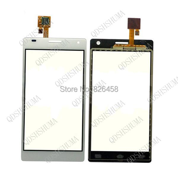 BLACK WHITE original Touch Screen flex cable Glass lens parts FOR LG Optimus 4X HD P880 Digitizer - Magic Electronic store