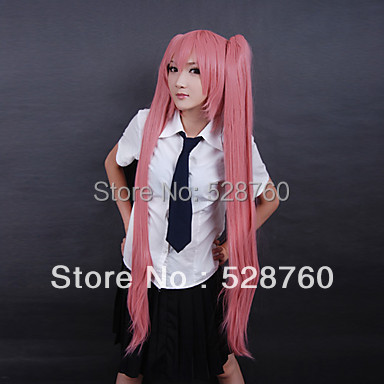 Cosplay Wig Inspired by Aria the Scarlet Ammo Aria Holmes Kanzaki  Free shipping