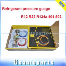 Aire acondicionado manómetro de alta calidad de refrigerante mesa Fluoridate envío gratis