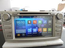"""YOKOTRON"" 8"" Capacitive  Android 4.4 Car Audio Stereo Radio DVD for Toyota Camry Aurion Altise Sportivo 07-2011+GPS+Navigation(China (Mainland))"