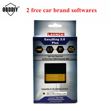 Buy Stock ! Two car Softwares Free !2017 Newest 100% Original Launch X431 EasyDiag 2.0 Plus Version Launch Easy Diag Android&IOS for $89.00 in AliExpress store