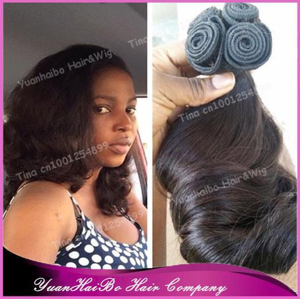 Top 7A Quality! #1b peruvian virgin funmi hair tip bouncy curls 100 real funmi hair weavings 3pcs/lot free shipping<br><br>Aliexpress