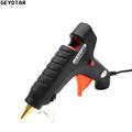60W 110V 220V Professional Hot melt Glue Gun Heating Craft Repair tool with Free 2pcs 11mm